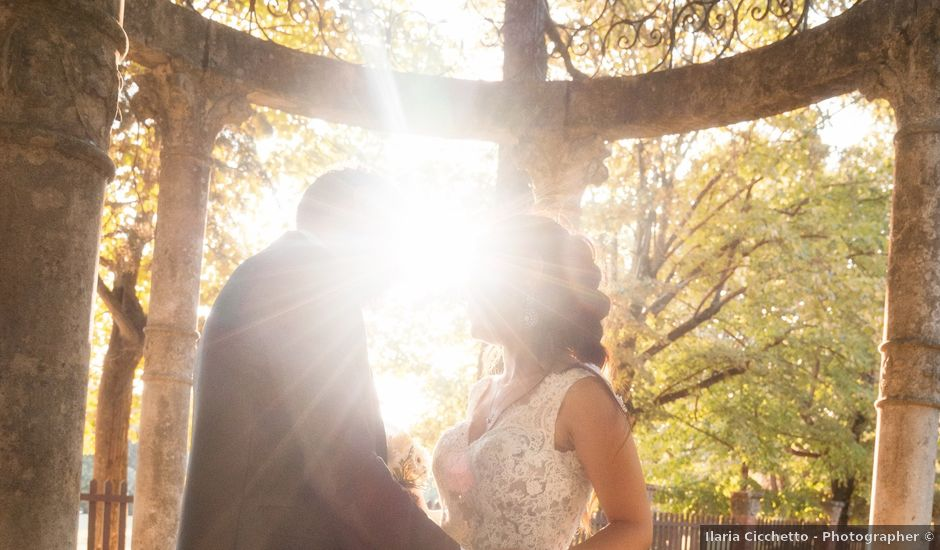 Il matrimonio di Marco e Elide a Montecatini-Terme, Pistoia