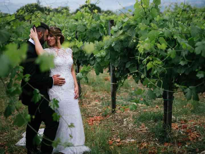le nozze di Silvana e Alfredo