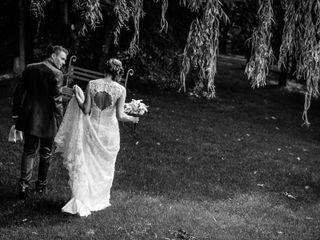Le nozze di Federica e Neugert