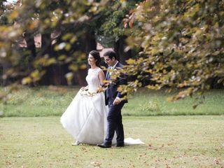 Le nozze di Rossana e Simon