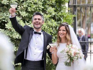 Le nozze di Elena e Giancarlo