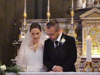 Le nozze di Alessandro e Erika