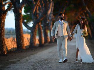 Le nozze di Rosamaria e Giuseppe