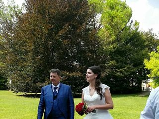 Le nozze di Gian Giacomo e Ornella 1