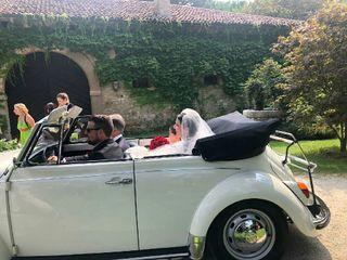 Le nozze di Gian Giacomo e Ornella