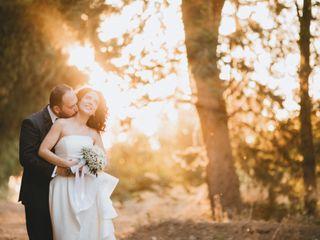 Le nozze di Annamaria e Francesco