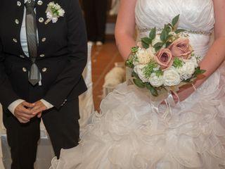 Le nozze di Nadia e Natalia