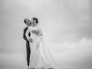 Le nozze di Daniele e Megumi