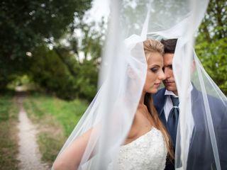 Le nozze di Elena e Roby