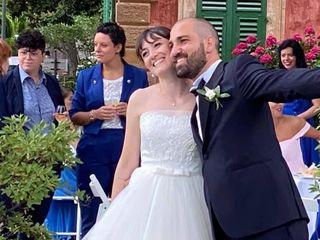 Le nozze di Giulia  e Sonny  1