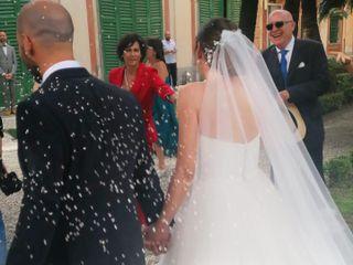 Le nozze di Giulia  e Sonny  2
