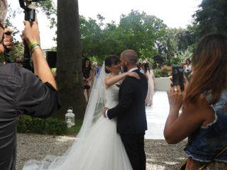Le nozze di Giulia  e Sonny
