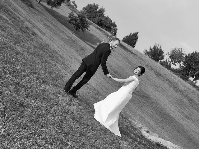 Le nozze di Gabriella e Carlo