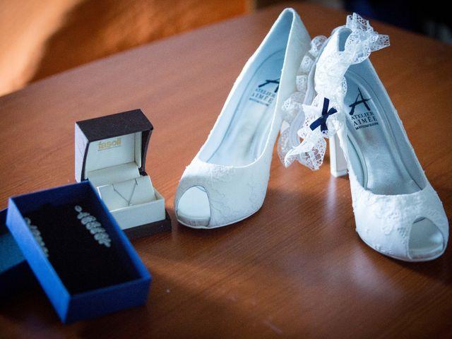 Il matrimonio di Neugert e Federica a Montichiari, Brescia 1