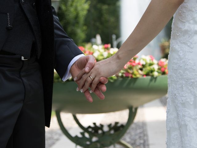 Il matrimonio di Neugert e Federica a Montichiari, Brescia 29