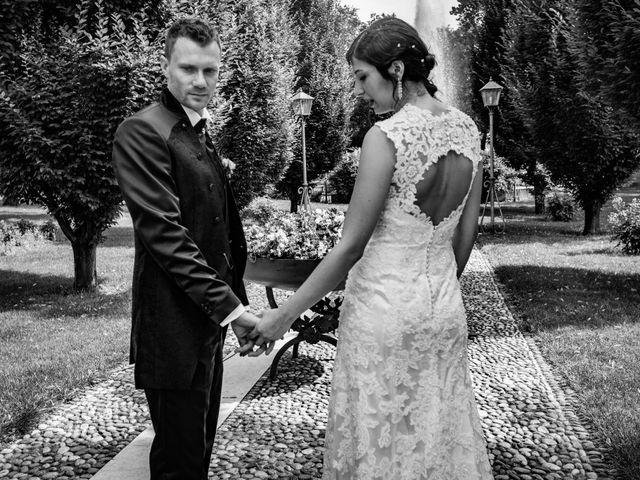 Il matrimonio di Neugert e Federica a Montichiari, Brescia 30