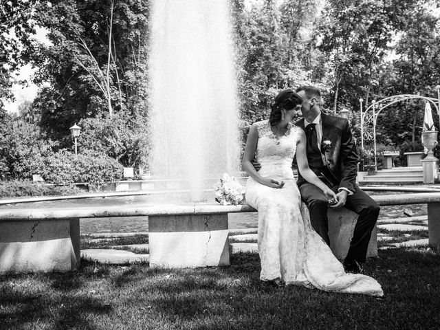 Il matrimonio di Neugert e Federica a Montichiari, Brescia 31