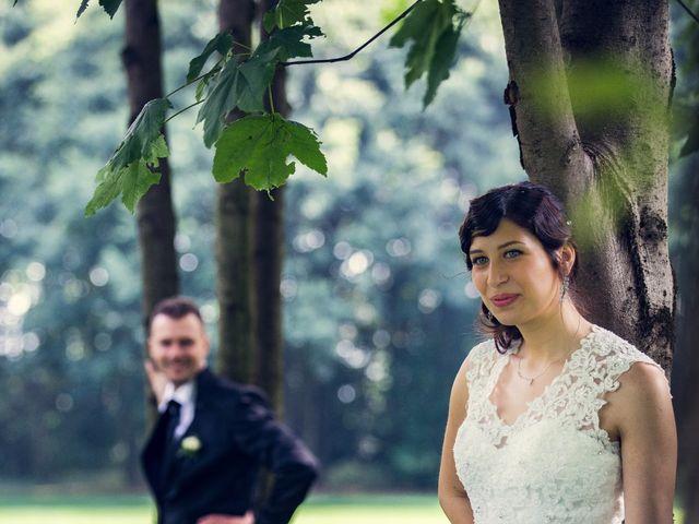 Il matrimonio di Neugert e Federica a Montichiari, Brescia 33