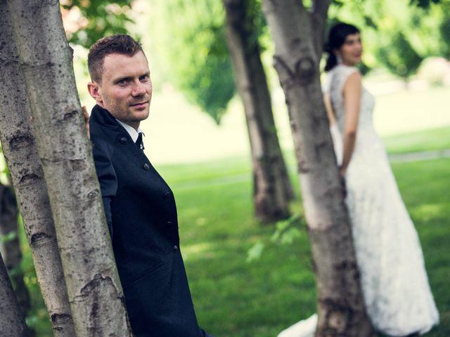 Il matrimonio di Neugert e Federica a Montichiari, Brescia 34