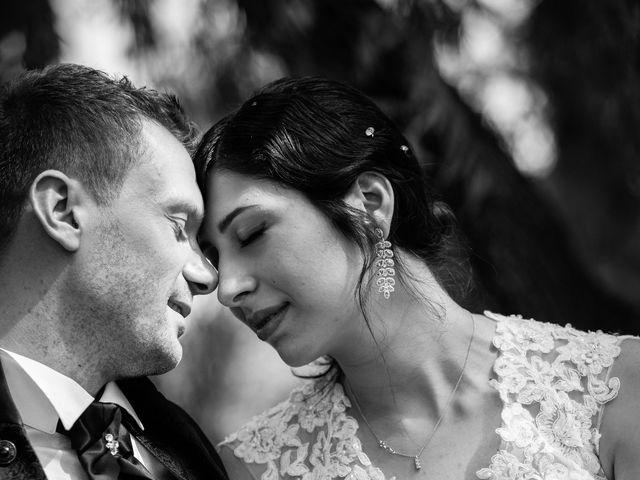 Il matrimonio di Neugert e Federica a Montichiari, Brescia 35