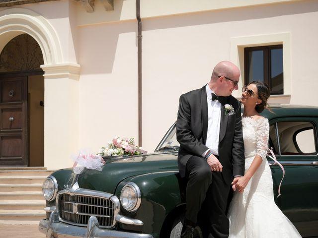 le nozze di Grazia e David