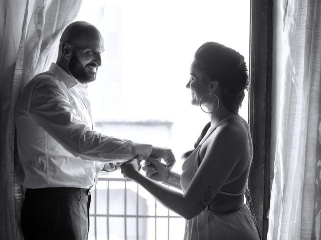Il matrimonio di Giuseppe e Silvia a Caserta, Caserta 18