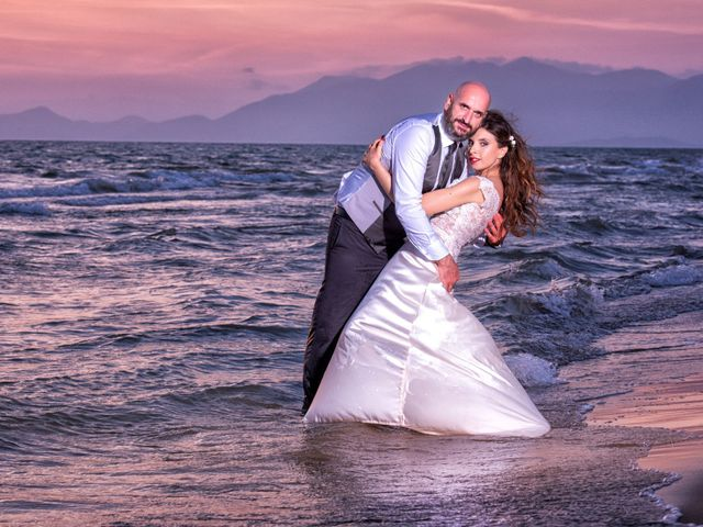 Il matrimonio di Giuseppe e Silvia a Caserta, Caserta 80