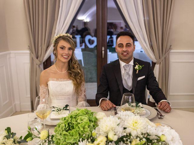 Le nozze di Mariateresa e Fabio