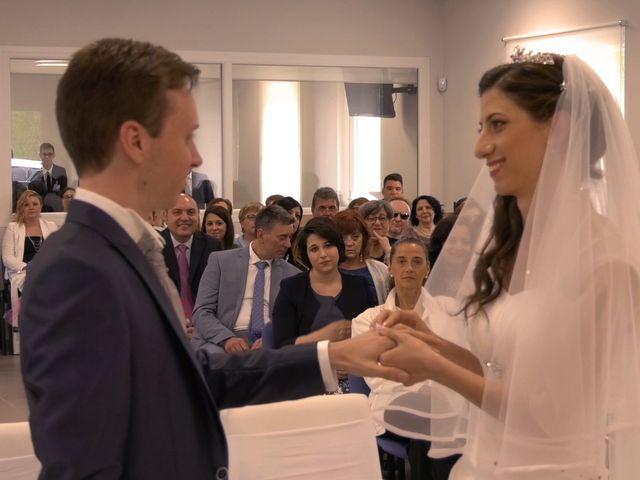 Il matrimonio di Mirko e Federica a Bergamo, Bergamo 36