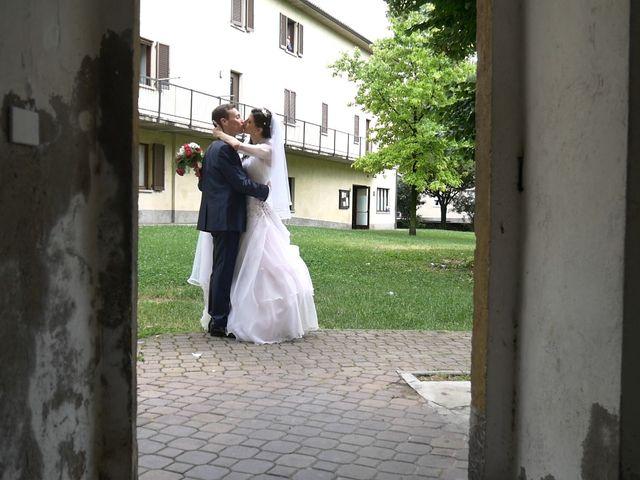 Il matrimonio di Mirko e Federica a Bergamo, Bergamo 45