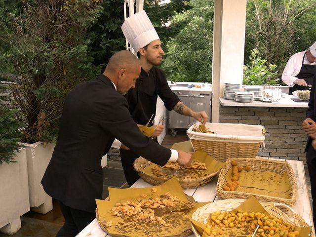 Il matrimonio di Mirko e Federica a Bergamo, Bergamo 53