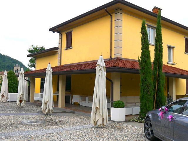 Il matrimonio di Mirko e Federica a Bergamo, Bergamo 57