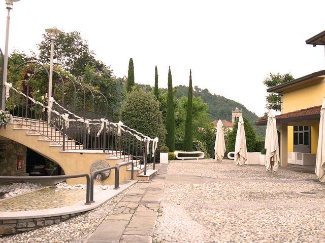 Il matrimonio di Mirko e Federica a Bergamo, Bergamo 58