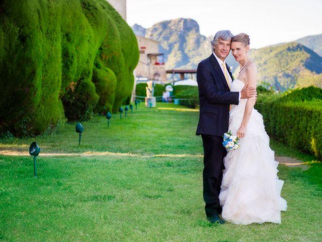 le nozze di Barbara e Maurizio