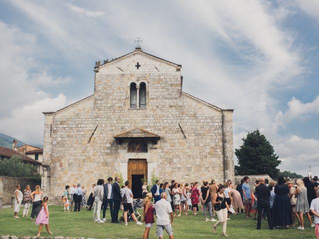 Il matrimonio di Federico e Elisabetta a Viareggio, Lucca 7