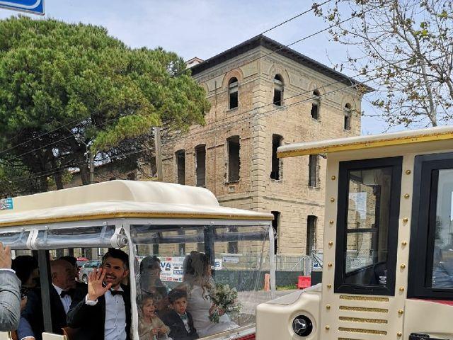 Il matrimonio di Giancarlo  e Elena a Rimini, Rimini 4