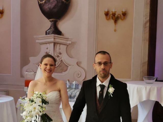 Il matrimonio di Erika e Alessandro a Usmate Velate, Monza e Brianza 1