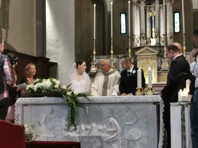 Il matrimonio di Erika e Alessandro a Usmate Velate, Monza e Brianza 6