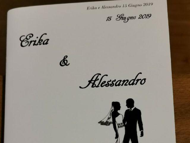 Il matrimonio di Erika e Alessandro a Usmate Velate, Monza e Brianza 8