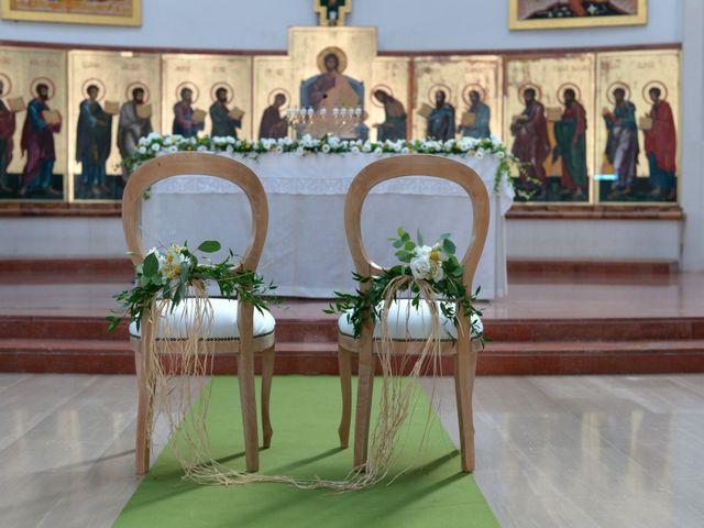 Il matrimonio di Giuseppe e Rosamaria a Conversano, Bari 1