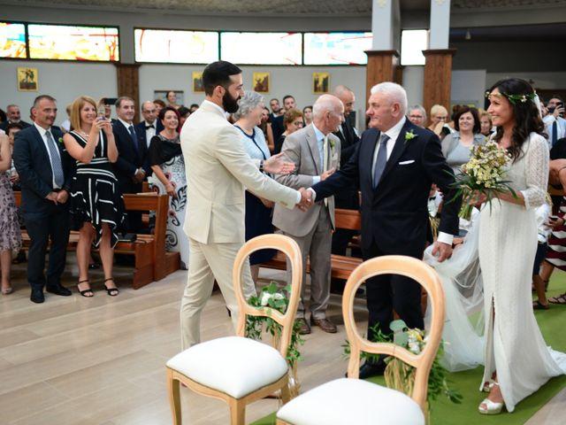 Il matrimonio di Giuseppe e Rosamaria a Conversano, Bari 5