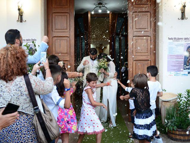 Il matrimonio di Giuseppe e Rosamaria a Conversano, Bari 15