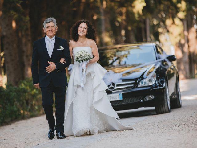 Il matrimonio di Francesco e Annamaria a Pisticci, Matera 13