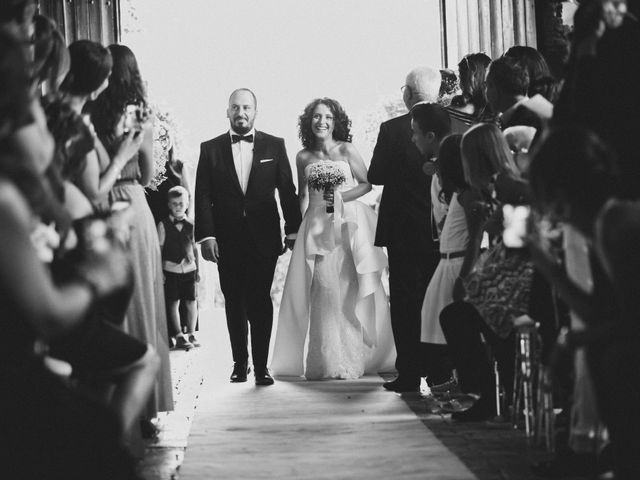 Il matrimonio di Francesco e Annamaria a Pisticci, Matera 14