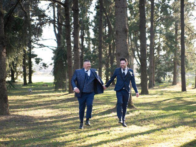 Le nozze di Manuel e Matteo