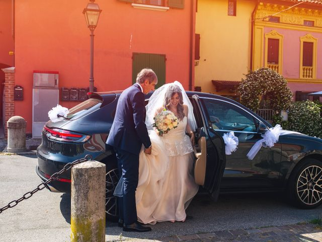 Il matrimonio di Pietro e Franscesca a Molinella, Bologna 7