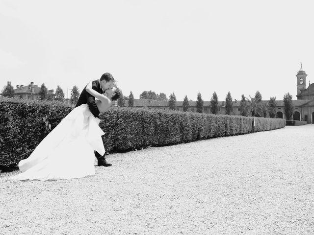le nozze di Michela e Michel