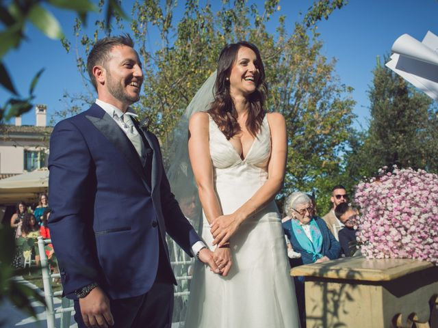 Le nozze di Martina e Stefano