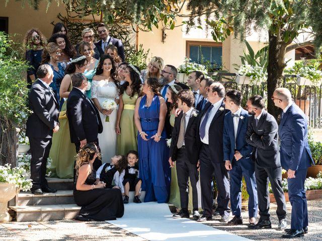 Il matrimonio di Giuseppe e Nadia a Santa Flavia, Palermo 5