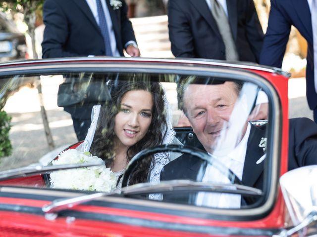 Il matrimonio di Giuseppe e Nadia a Santa Flavia, Palermo 7